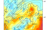 Modelling of the temperature field of the lithosphere of the Western Carpathians and of the surrounding tectonic units.